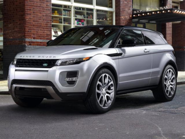 Land Rover Frisco >> 50 Best Used Land Rover Range Rover Evoque Coupe for Sale ...