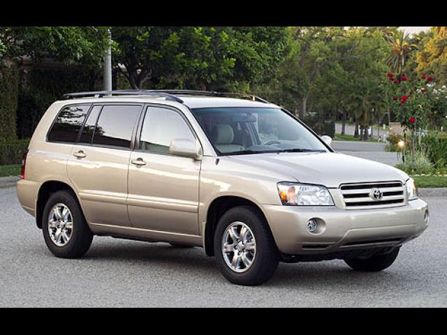 50 Best 2006 Toyota Highlander For Sale Savings From 2 489