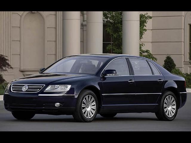volkswagen phaeton  sale savings