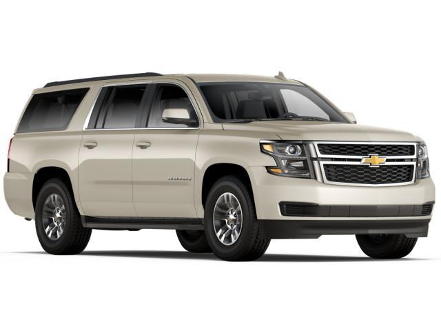 2018 Suburban: Large SUV - 3 Row SUV   Chevrolet